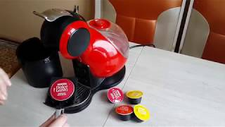 Кофе машина NESCAFE Dolce Gusto Krups обзор и решение проблем