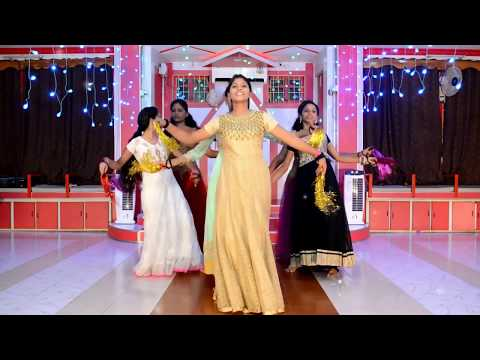 Christmas Dance Telugu Latest - Best Telugu Christmas Song by Peace Master's Church