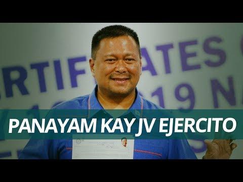 #Eleksyon2019: Panayam kay JV Ejercito, Senatorial candidate