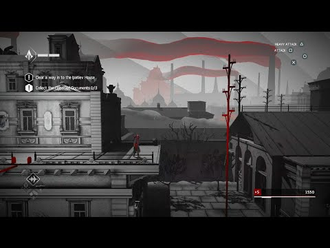 Kotaku Plays: Assassin's Creed Chronicles Russia Gameplay (no commentary)