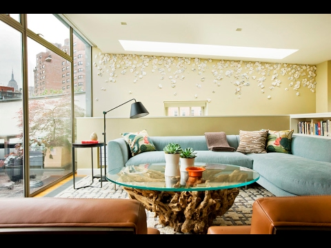 living room side table decorating ideas ceiling fan for stylish youtube