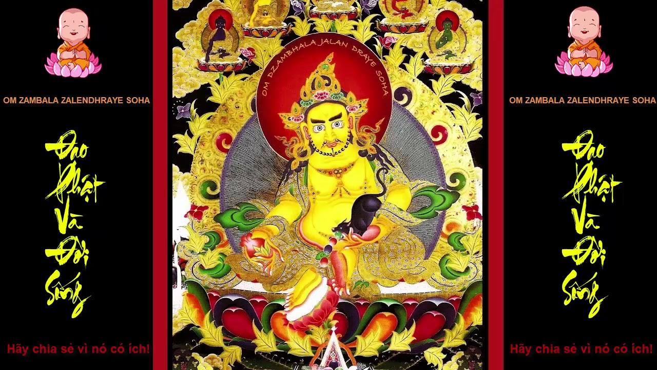 Download Nghe thần chú này giúp tài lộc đầy nhà   bình an may mắn Yellow Jambhala