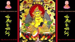 Nghe thần chú này giúp tài lộc đầy nhà | bình an may mắn Yellow Jambhala