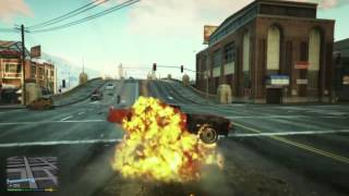 Мопед самоубийца - GTA V