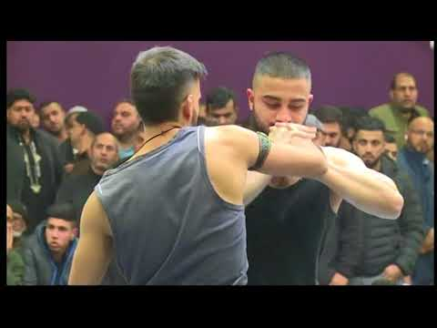 Bini - Haidar Ali vs Kamran Kami  (Keighley Mela 2017)