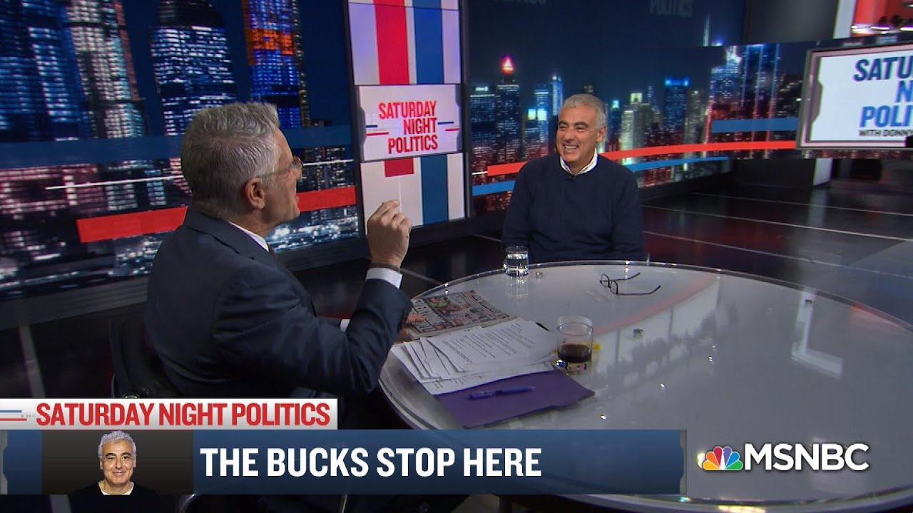 Donny Deutsch interviews  Milwaukee Bucks co-owner Marc Lasry