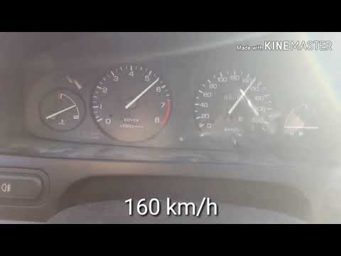 Rover 400 Acceleration 0-160 Km/h