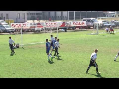 FK Partizan : FK Petrika 5:1 - Finale U11/2005 - Max Sport Cup 2016