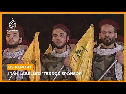 US calls Iran world's leading 'state sponsor of terrorism'