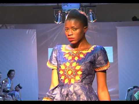 FASHIONISTA TV AFRICA: ALEK WEK ,NIGERIAN FASHION WEEK