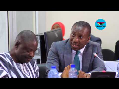Highlights: Bank of Ghana appears before Public Accounts Committee (2)