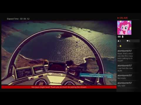 No Mans Sky: The Galactic Patrol federation: journey to the atlas