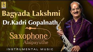 Bagyada Lakshmi - Thrilling Saxophone by Dr.Kadri Gopalnath