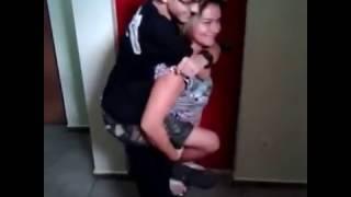 Lift carry ( Piggyback )