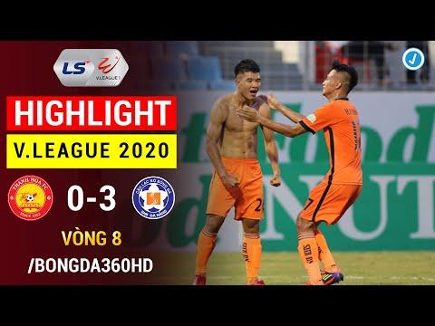 Thanh Hoa Da Nang Goals And Highlights