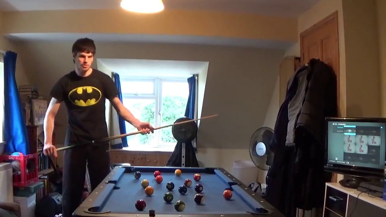 VLOG: FULL CLEARANCE ON 5 FOOT POOL TABLE