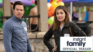 Instant Family (2018) - Official Trailer - Paramount Pictures thumbnail