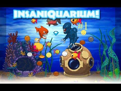 Insaniquarium #1 : Bắt đầu cuộc hành trình nuôi cá lấy tiền