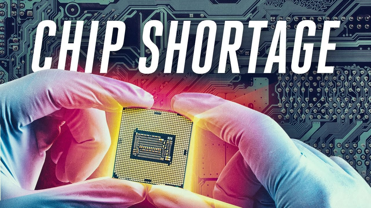 The global chip shortage, explained - YouTube