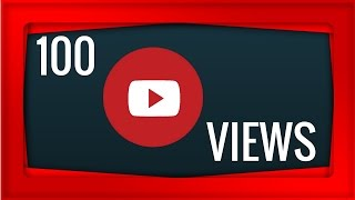 100 Views // How to Get 100 VIEWS a DAY on YouTube EASY✔️