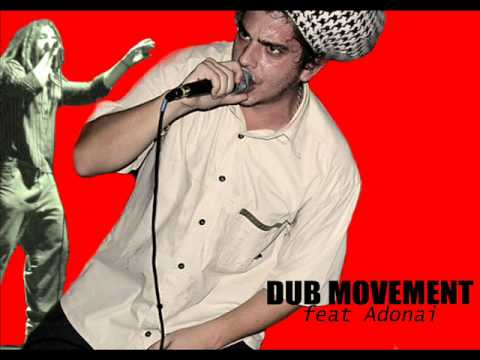 DUB MOVEMENT & ADONAI - REAL GANJAMAN (RUB A DUB VERSION)
