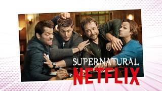 Sobrenatural serie netflix