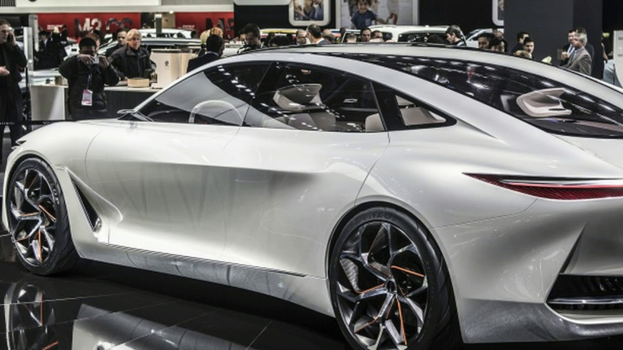 Cars Review Infiniti Q Inspiration Concept Shows A Future With Variable Compression