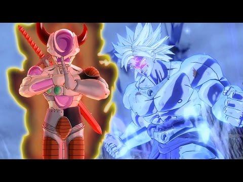 THE PERFECT STRATEGY! Legendary Super Saiyan Broly Raid   Dragon Ball Xenoverse 2