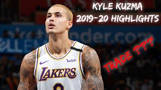 Kyle Kuzma 2019-20 Season Highlights    Part 1