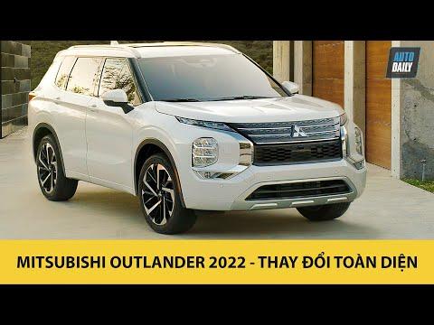 Mitsubishi Outlander 2022 - Thay đổi toàn diện, quyết đấu Honda CRV, Mazda CX5  Autodaily.vn 