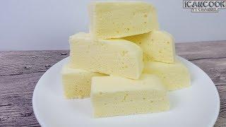 Simplest Steamed Sponge Cake (3种成分 蒸鸡蛋糕) thumbnail