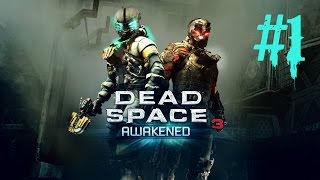 """Dead Space 3: Awakened DLC"" walkthrough (Impossible) [60FPS] Awakened 1 - Requiem"