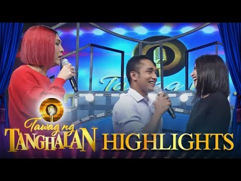 Tawag ng Tanghalan: TNT contender chooses between Vice and Anne