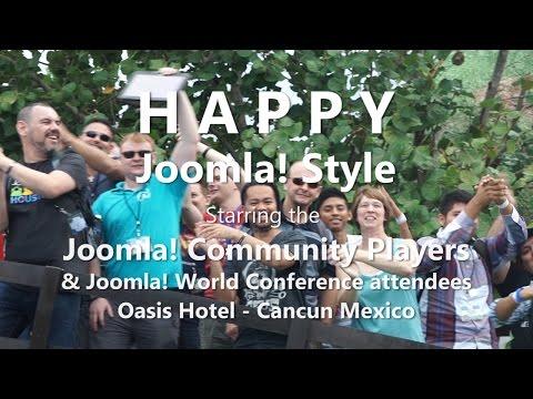 Happy - Joomla!  Style