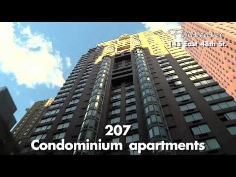 Findsider - 145 East 48th St, NY 10017 - The Cosmopolitan - Manhattan Real Estate