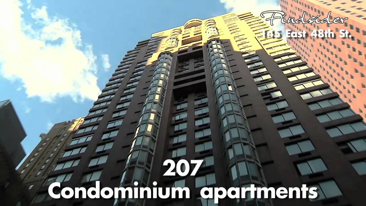 Findsider 145 East 48th St Ny 10017 The Cosmopolitan Manhattan Real Estate