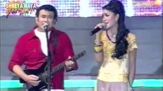 SHREYA MAYA feat Rhoma Irama dan Soneta Group DIL LAGA LIYA