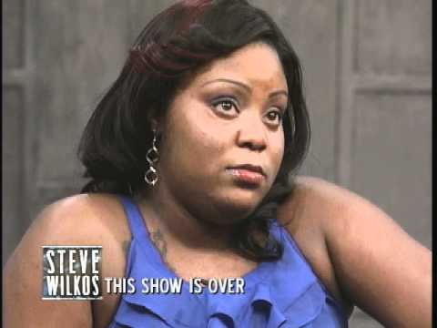 This Show Is Over (The Steve Wilkos Show)