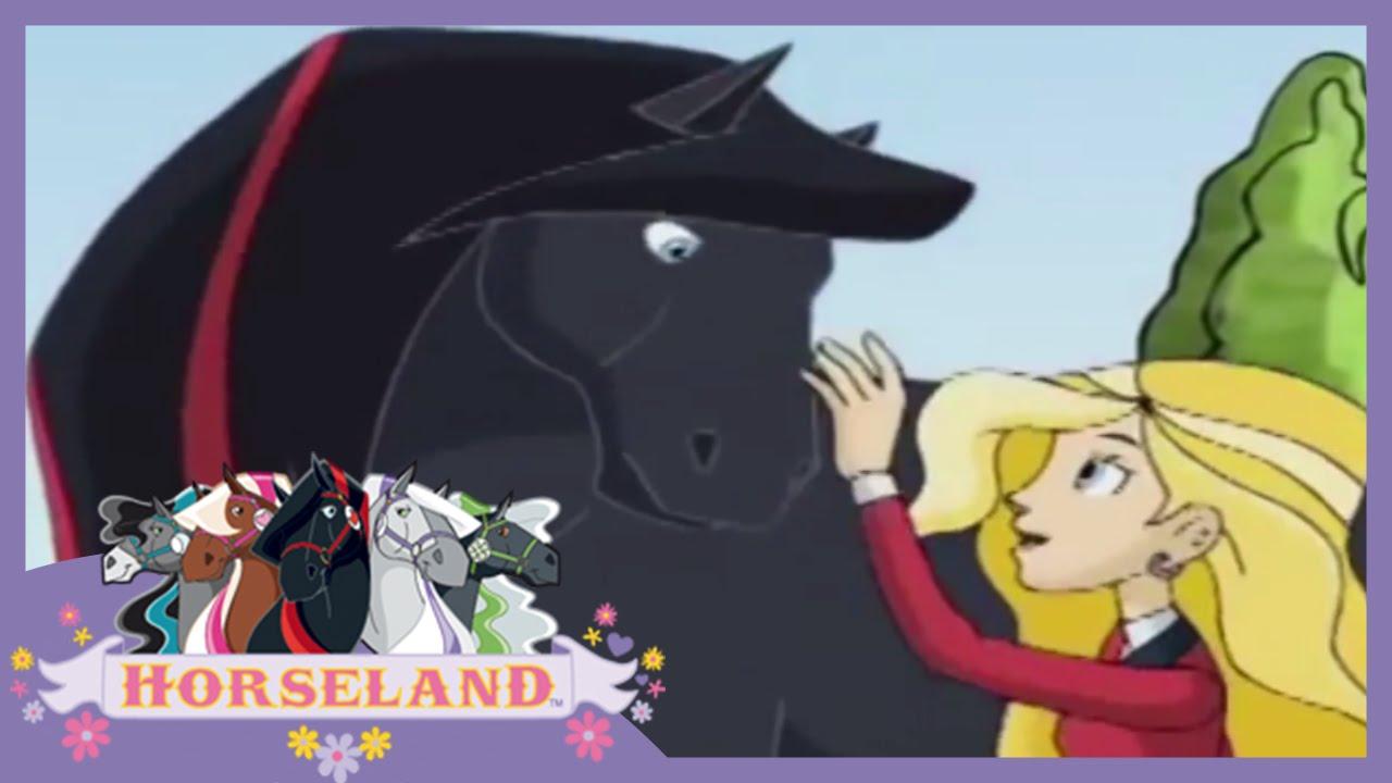 Horseland: Bienvenue au ranch - Le cheval fantôme | bande ...