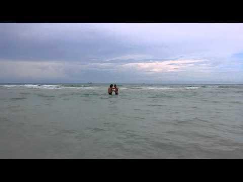 Toby Lemley's Baptism