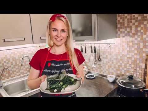 Самый быстрый, вкусный и простой рецепт малосольных огурчиков. Проще рецепта не бывает!