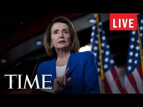 Usa News Live >> House Speaker Nancy Pelosi Holds Weekly News Conference Live