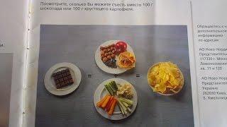 Интересные и полезные знания о питании