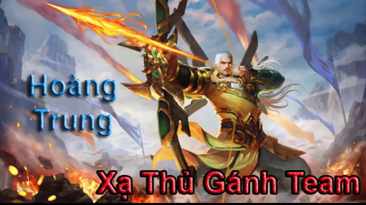 """3Q 360 Mobi Hướng dẫn chơi Hoàng Trung leo rank """"Nguy hiểm"""" hơn bạn tưởng"""