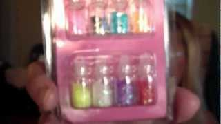 Birthday Haul Video Four W/Nail Art Close Up Thumbnail