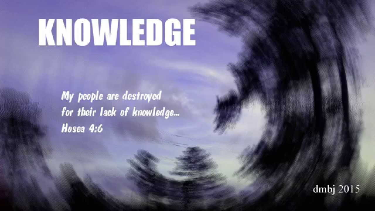 Walking Into The Journey Of Knowledge Through Faith By
