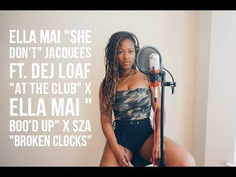 "Ella Mai ""She Don't"" x Jacquees ""At The Club"" x Ella Mai ""Boo'd Up"" x SZA ""Broken Clocks | TDS Ep. 4"