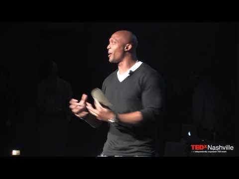 TEDxNashville - Eddie George - 3/21/10