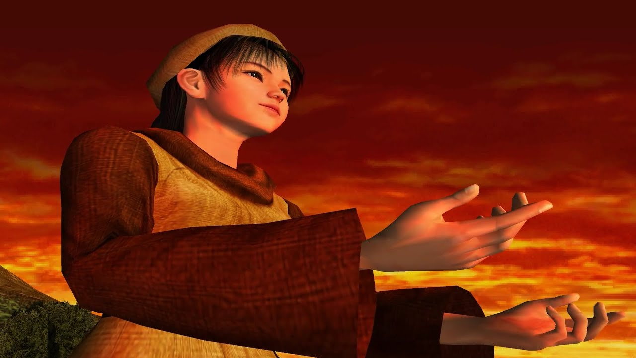 莎木I- 橫須賀 SHENMUE DISC1 OP [1080p] - YouTube