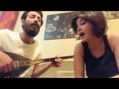 Ari Jan - Shams Lsbeh ft. Sarah Darwish [ Official Music Video ]